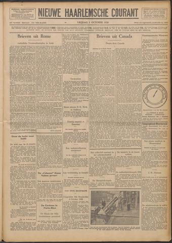 Nieuwe Haarlemsche Courant 1928-10-05
