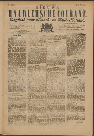 Nieuwe Haarlemsche Courant 1896-11-20