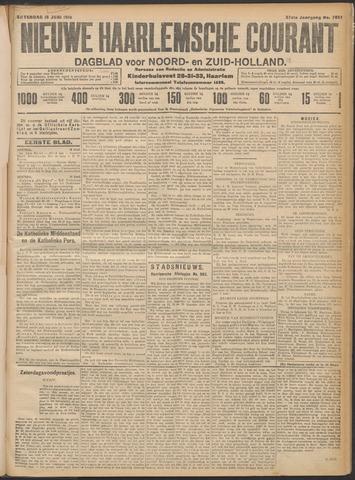 Nieuwe Haarlemsche Courant 1912-06-15