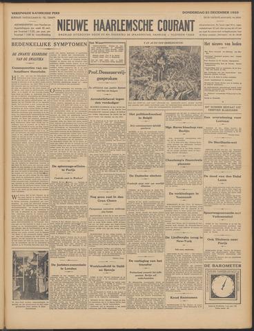 Nieuwe Haarlemsche Courant 1933-12-21