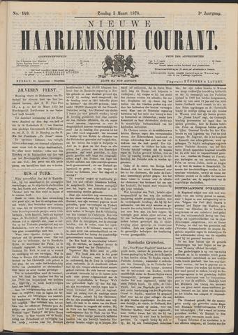 Nieuwe Haarlemsche Courant 1878-03-03