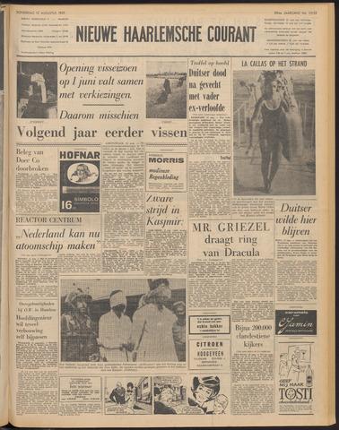 Nieuwe Haarlemsche Courant 1965-08-12
