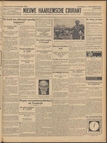 Nieuwe Haarlemsche Courant 1935-09-11