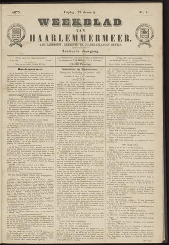 Weekblad van Haarlemmermeer 1875-01-22