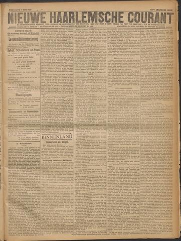 Nieuwe Haarlemsche Courant 1919-08-07