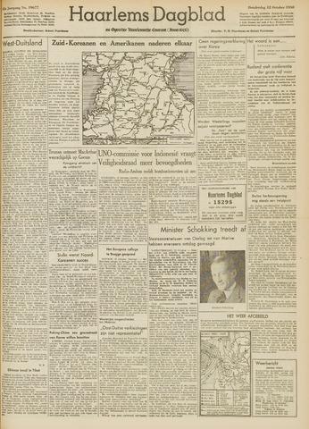 Haarlem's Dagblad 1950-10-12
