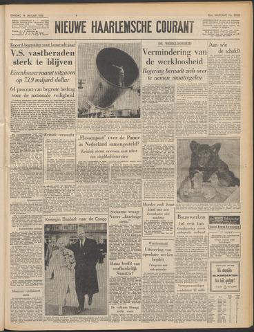 Nieuwe Haarlemsche Courant 1958-01-14