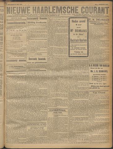 Nieuwe Haarlemsche Courant 1919-05-21