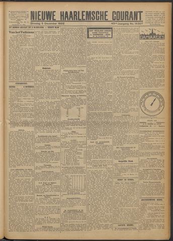 Nieuwe Haarlemsche Courant 1922-12-05