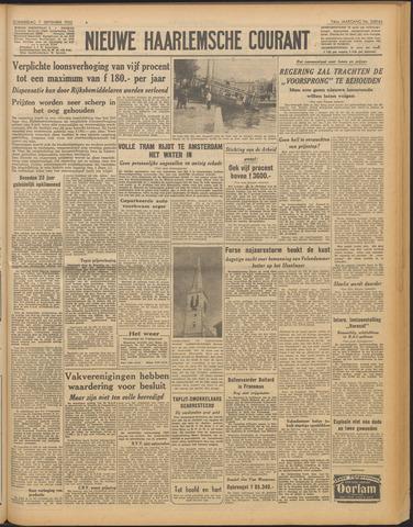 Nieuwe Haarlemsche Courant 1950-09-07