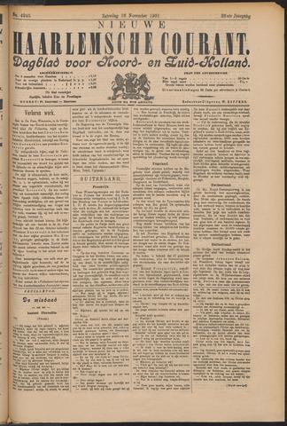 Nieuwe Haarlemsche Courant 1901-11-16