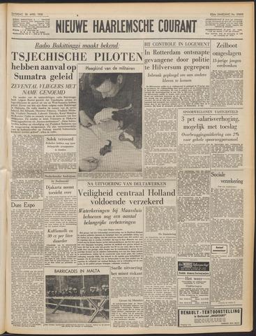Nieuwe Haarlemsche Courant 1958-04-26