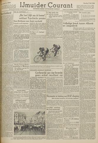 IJmuider Courant 1948-07-05