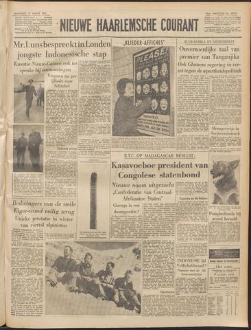 Nieuwe Haarlemsche Courant 1961-03-13