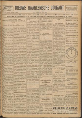 Nieuwe Haarlemsche Courant 1930-07-28