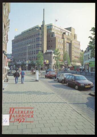 Jaarverslagen en Jaarboeken Vereniging Haerlem 1992