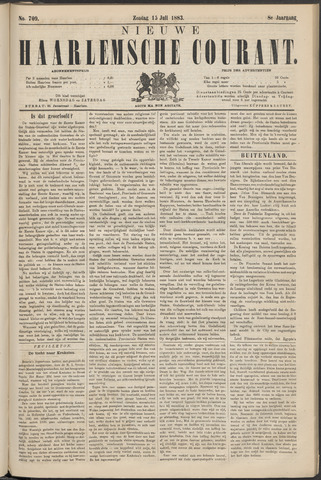 Nieuwe Haarlemsche Courant 1883-07-15