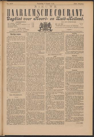 Nieuwe Haarlemsche Courant 1899-01-05