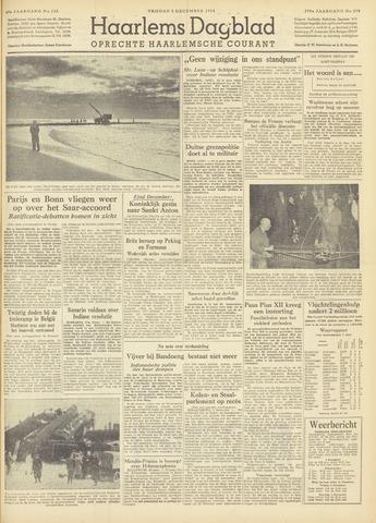 Haarlem's Dagblad 1954-12-03