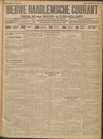 Nieuwe Haarlemsche Courant 1913-07-17