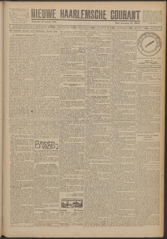 Nieuwe Haarlemsche Courant 1925-01-19