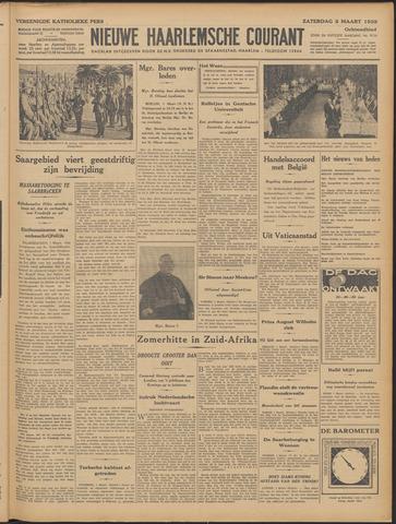 Nieuwe Haarlemsche Courant 1935-03-02