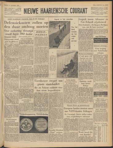 Nieuwe Haarlemsche Courant 1959-12-11
