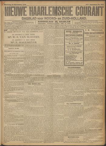 Nieuwe Haarlemsche Courant 1916-11-18