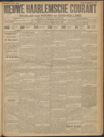 Nieuwe Haarlemsche Courant 1910-10-21