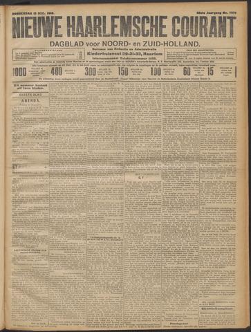 Nieuwe Haarlemsche Courant 1910-12-15
