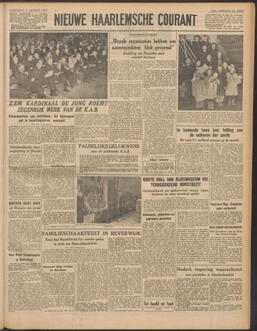 Nieuwe Haarlemsche Courant 1950-01-11