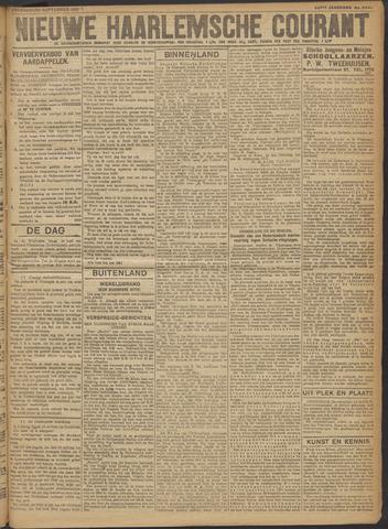 Nieuwe Haarlemsche Courant 1917-09-26