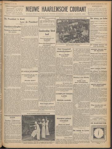 Nieuwe Haarlemsche Courant 1932-05-12