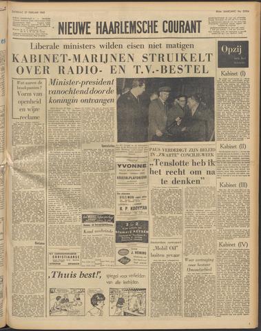 Nieuwe Haarlemsche Courant 1965-02-27