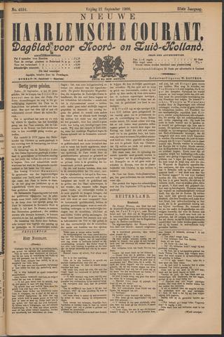 Nieuwe Haarlemsche Courant 1900-09-21