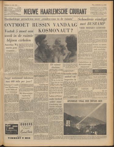 Nieuwe Haarlemsche Courant 1963-06-15