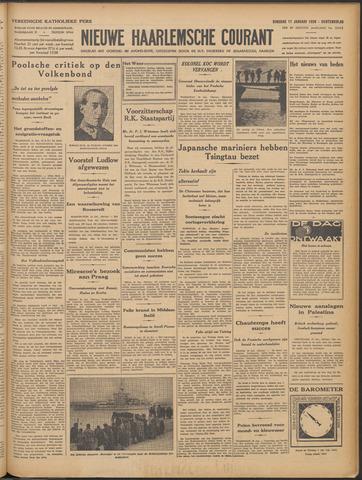 Nieuwe Haarlemsche Courant 1938-01-11