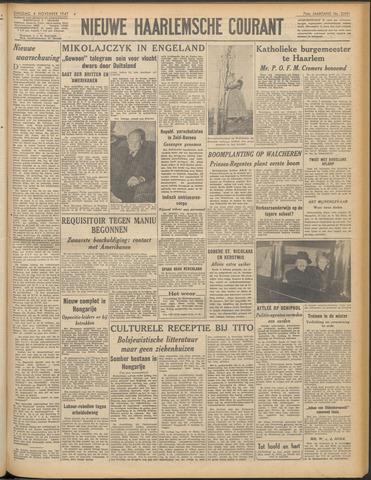 Nieuwe Haarlemsche Courant 1947-11-04