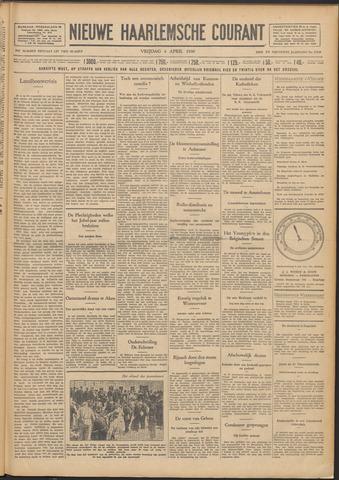 Nieuwe Haarlemsche Courant 1930-04-04