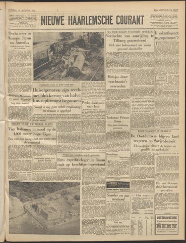 Nieuwe Haarlemsche Courant 1957-08-10