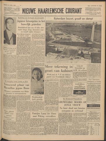 Nieuwe Haarlemsche Courant 1959-04-10