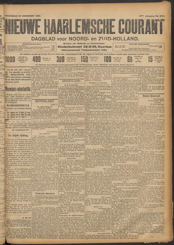 Nieuwe Haarlemsche Courant 1908-12-23