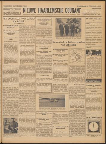 Nieuwe Haarlemsche Courant 1935-02-13
