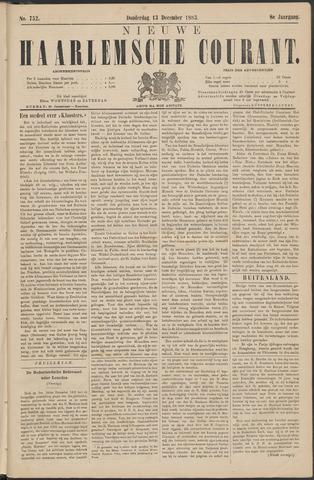 Nieuwe Haarlemsche Courant 1883-12-13