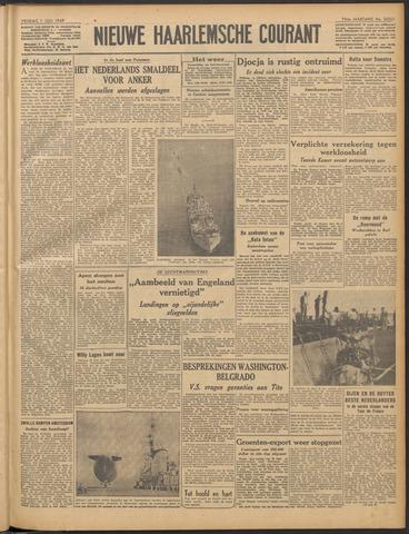 Nieuwe Haarlemsche Courant 1949-07-01