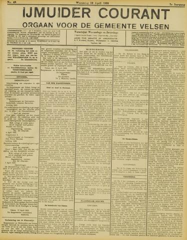 IJmuider Courant 1922-04-19