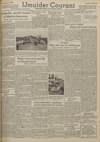 IJmuider Courant 1948-05-03