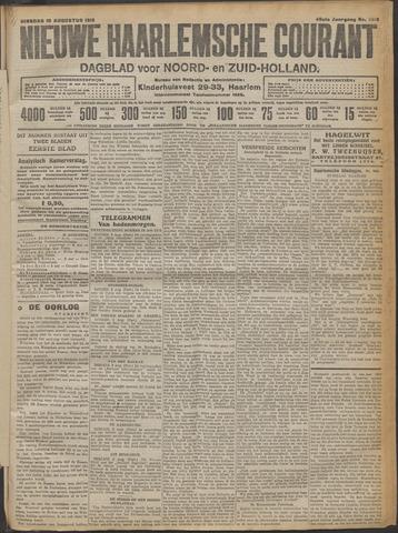 Nieuwe Haarlemsche Courant 1915-08-10