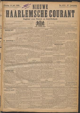 Nieuwe Haarlemsche Courant 1906-07-24