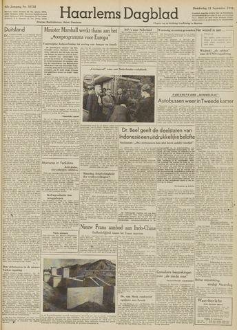 Haarlem's Dagblad 1947-09-11